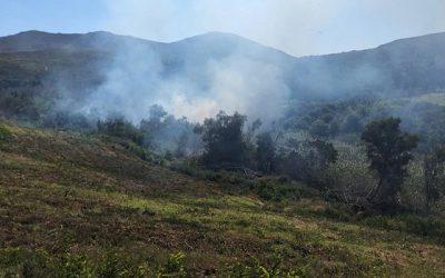 12 brande ontstaan in een Oktober naweek