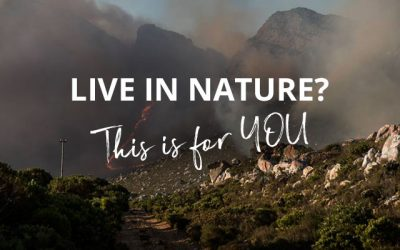 Do you live in nature? This is for YOU