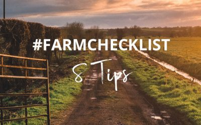 Our farmer's checklist: 8 tips to prepare for fire season