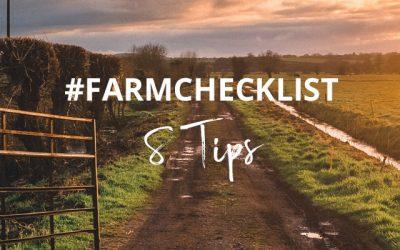 Our farmer's checklist: 8 tips to prepare for fire season
