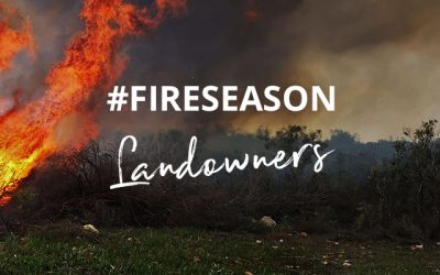 Fire Season 2020: Landowners – It's not too late to prepare